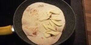 Piadina Salame Scamorza