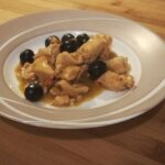 Pollo Birra olive