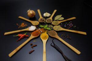 spezie, Ingredienti, alimenti, lista ingredienti, cosa è, come si cuoce, ricette, come si cucina, informazioni nutrizionali, calorie, proteine, grassi, carboidrati,