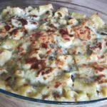 Pasta al Forno Ragu Bianco
