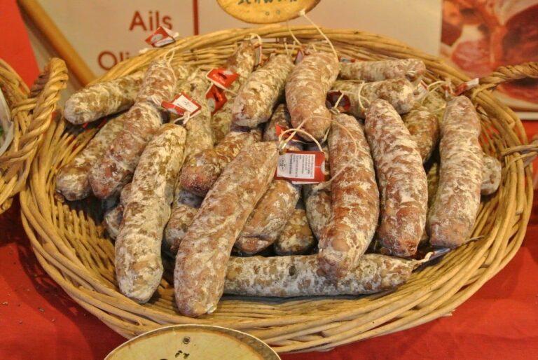 Allerta Alimentare | Sospetta Salmonella nel Salamino Fuet