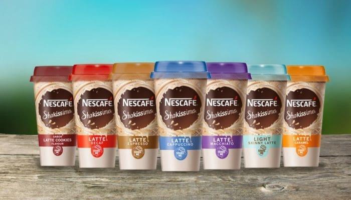 Allerta Alimentare | Acqua Ossigenata nei Nescafe Shakissimo