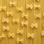 Casarecce con crema di Broccoli e Pancetta