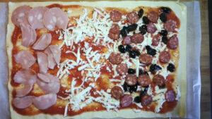 Pizza Buns 4