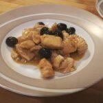 Pollo Birra e Olive