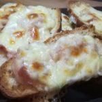 Crostini con Pancetta e Asiago 5