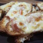 Crostini con Pancetta e Asiago 3