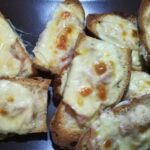 Crostini con Pancetta e Asiago 4
