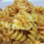Fusilli Tonno, Pomodoro e Mozzarella 3