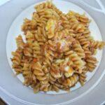 Fusilli Tonno, Pomodoro e Mozzarella 1