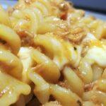 Fusilli Tonno, Pomodoro e Mozzarella 2