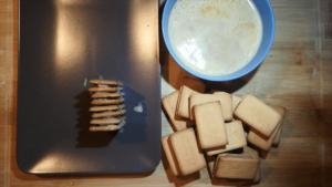 Mattoncino con Nutella, Baileys e Caffè 6