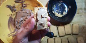 Mattoncino con Nutella, Baileys e Caffè 4