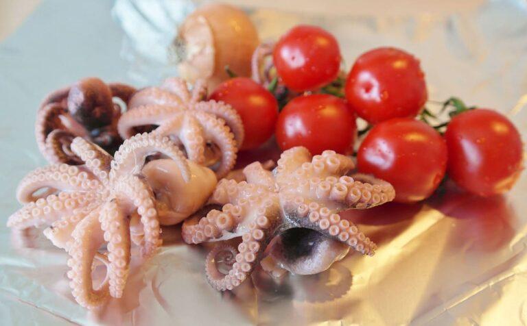 Allerta Alimentare | Cadmio nei Ciuffi di Calamaro