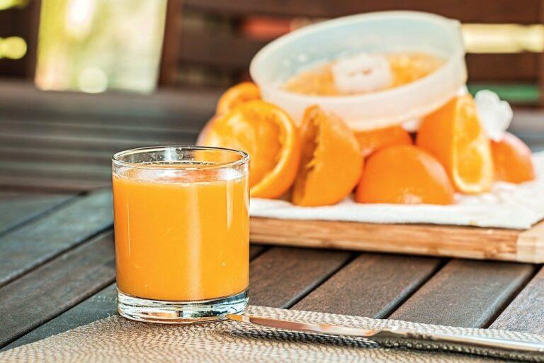 Read more about the article Allerta Alimentare | Richiamo per il Succo di Arance